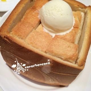 原个冰淇淋蜂蜜厚吐司 - tianhecheng's 太兴餐厅 (tianhecheng)|Guangzhou