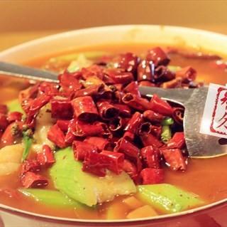 饞嘴江團 - ใน天山 จากร้านMadam Zhu's Kitchen (天山)|Shanghai