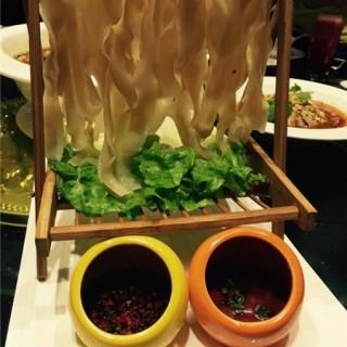 竹竿挂鹅肠 -  五一广场 / 川悦香辣会 (五一广场)|福州