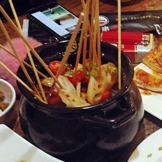 涮肚 - liyuan's 冰城串吧 (liyuan)|Beijing