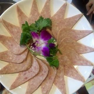 午餐肉 - xiaobei's 四方九格重庆火锅 (xiaobei)|Guangzhou