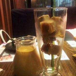 北海道冰粒奶茶 - gongyuanqian's 羽寿司 (gongyuanqian)|Guangzhou