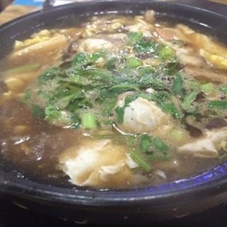 醋椒豆腐汤 -  dari 爆烤鸡头王 (图书大厦 ) di 图书大厦  |Tianjin