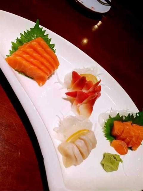 三文鱼拼盘 - Zhujiangxincheng's 凯菲厅|Hotel Restaurant - Guangzhou