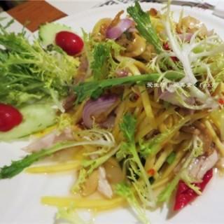 香芒手撕鸡沙律 - kecun's 年轻厨房 (kecun)|Guangzhou