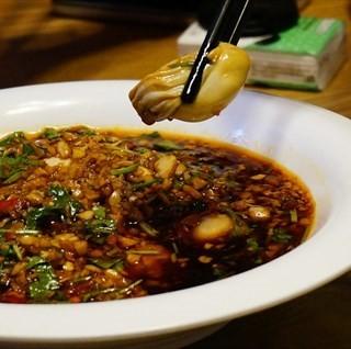 凉拌大蚝 - baiyunshan's 潮菜•炊牛小馆 (baiyunshan)|Guangzhou