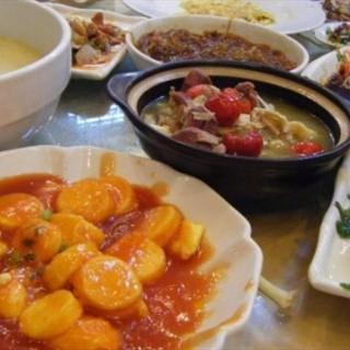 番茄日本豆腐 - xidan's 悦宫餐厅 (xidan) Beijing
