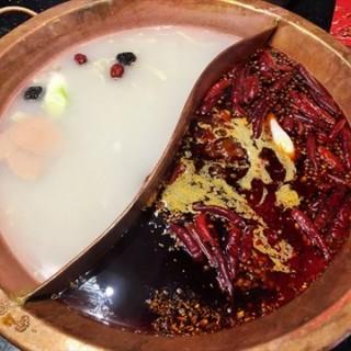 鸳鸯锅 -   / 味蜀吾老火锅(福州六一路店) (五一广场)|福州