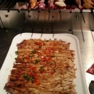 烤金针菇 - 位于十里堡的很久以前只是家串店(朝阳店) (十里堡) | 北京