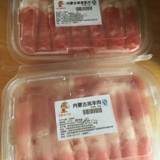 内蒙古羔羊肉 - 位于朝阳区的家家送专业火锅外卖 (朝阳区) | 北京