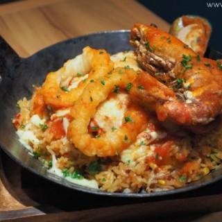 冬蔭大頭蝦海鮮焗飯 - 位於尖沙咀的泰贊- 創意泰餐廳 (尖沙咀) | 香港