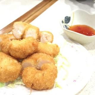 炸蝦餅 - 位於的隆姐泰國美食館 (九龍城)   香港