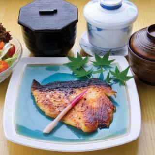 銀雪魚西京燒定食 - 位於的鮨処光 (天后)   香港