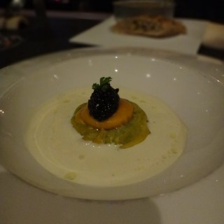 Egg, Truffle, Parmesan, Caviar - 位於的Liberty Private Works (中環) | 香港
