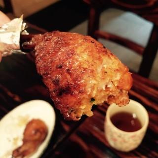 「明太子雞翼」 - 位於銅鑼灣的味三千 - 天扶良、爐端燒專門店 (銅鑼灣) | 香港