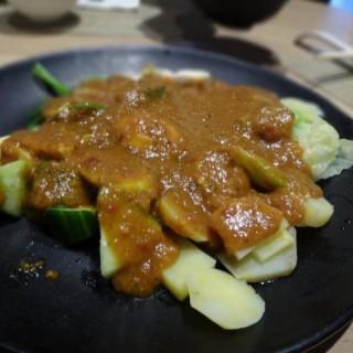 印尼沙律 - 位於的馬來一菜館 (西環) | 香港