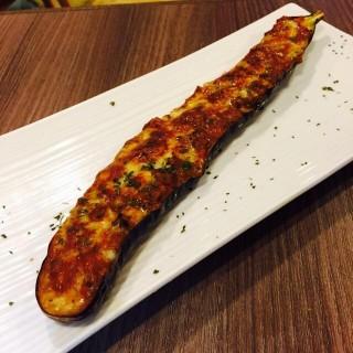 芝士肉醬燒茄子 -  dari 七福神和食亭 (佐敦) di  |Hong Kong