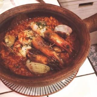 Seafood Paella - 位於西環的Chico Chica (西環) | 香港