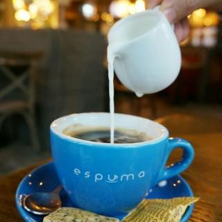 咖啡 -  dari Espuma (灣仔) di 灣仔 |Hong Kong