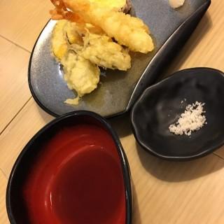 天婦羅併盤 - 位於紅磡的丼丼亭 (紅磡) | 香港