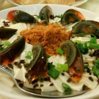 肉鬆皮蛋豆腐 - 位於鑽石山的金滿庭京川滬菜館 (鑽石山) | 香港