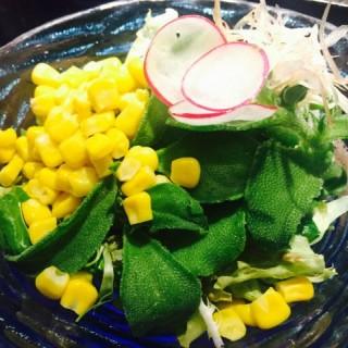 冰菜粟米沙律 - 位于尖沙咀的味一番 (尖沙咀) | 香港