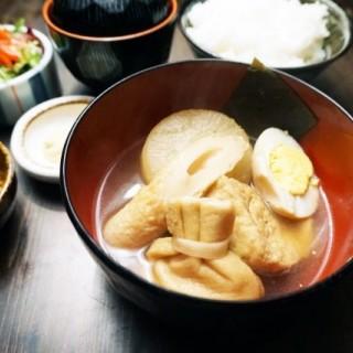 關東煮御膳 - 位於九龍城的さかや (九龍城) | 香港