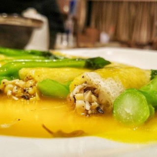 栗米黑松露野菌釀竹笙 - 位於尖沙咀的盈翠軒 (尖沙咀) | 香港
