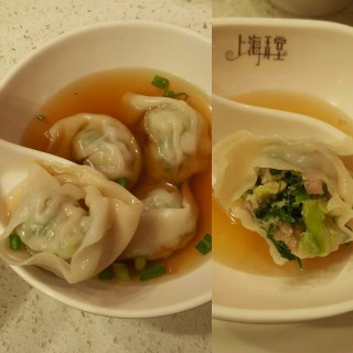 菜肉餛飩 - 位於灣仔的上海弄堂菜肉餛飩 (灣仔) | 香港