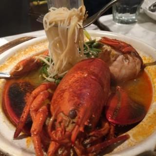 龍蝦窩麵 - 位於的PappaRich Malaysian Delights (銅鑼灣) | 香港
