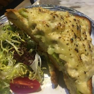Avocado crab meat toast - 位於大坑的The Pudding Nouveau (大坑) | 香港