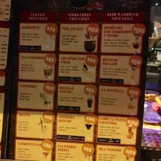 位於的Cali-Mex Bar & Grill (赤柱) | 香港
