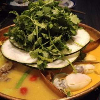 巨無霸芫荽鍋 - 位於尖沙咀的酒鍋 (尖沙咀) | 香港