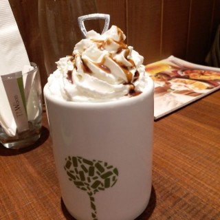 熱黑糖薑母拿鐵 - 位於的茶木‧台式休閒餐廳 (荃灣) | 香港