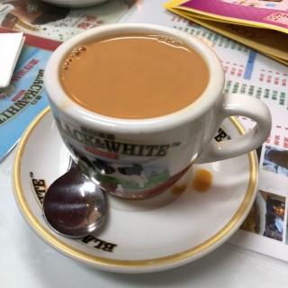 熱奶茶 - 位於荃灣的嘉樂冰廳 (荃灣) | 香港
