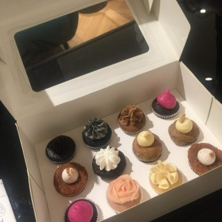 Mini  cupcake - Causeway Bay's The Cakery (Causeway Bay)|Hong Kong