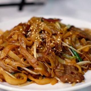 豉油皇炒麵 - 位於上水的稻香超級漁港 (上水) | 香港
