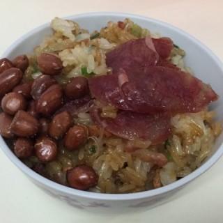 臘味糯米飯 - 位於粉嶺的蛇王祖萍記豆品小食 (粉嶺) | 香港