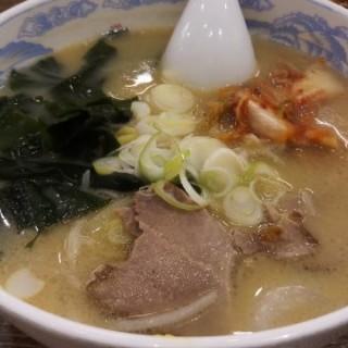 位於的札幌拉麵 Miso No.1 x 辛味屋 (鑽石山) | 香港