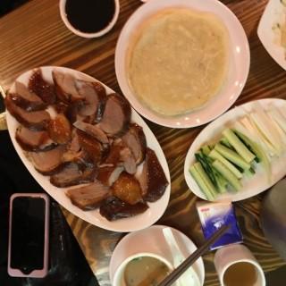 北京填鴨(半隻)12塊皮 - 位於大角咀的老掌櫃東北菜館 (大角咀) | 香港
