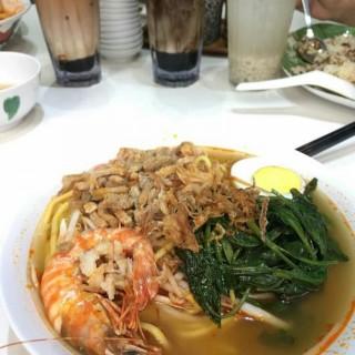 檳城蝦面 - 位於元朗的南香雞飯 (元朗) | 香港