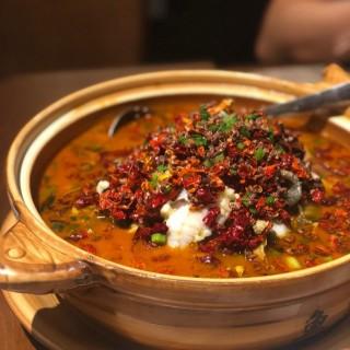 水煮魚 - 位於銅鑼灣的湘軒 (銅鑼灣) | 香港
