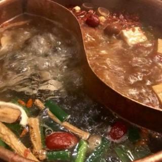 美人鍋 - 位於旺角的養心殿台式養生鍋 (旺角)   香港
