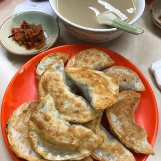 煎韭菜餃、野葛菜生魚煲豬骨 - 位於太子的美味餃子店 (太子) | 香港