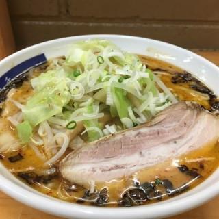 叉燒煮汁拉麵 - Hongo, Todai's Yamate Ramen Hongo An-an (Hongo, Todai)|Tokyo