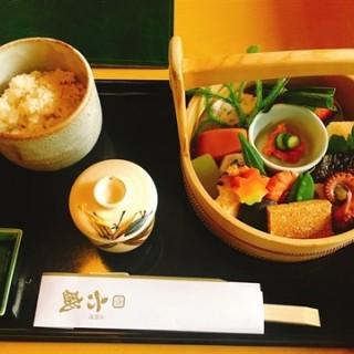 手をけ弁当 - Shimogamo-jinja, Kitashirakawa, Ginkaku-ji's Rokusei (Shimogamo-jinja, Kitashirakawa, Ginkaku-ji)|Kyoto