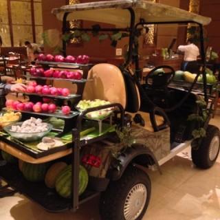 水果車 -  dari Feast (路氹城) di  |Macau