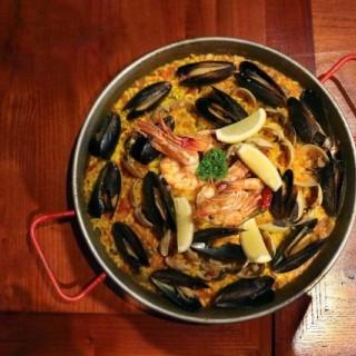 Seafood Paella -  dari Casa de Tapas (氹仔舊城區) di 氹仔舊城區 |Macau