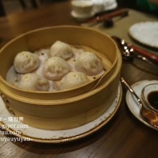 招牌蟹粉小籠包 -  dari Shanghai Magic (路氹城) di 路氹城 |Macau