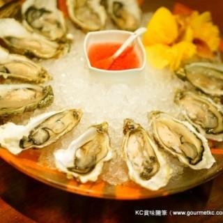 生蠔 -  dari Terrazza Italian Dining (路氹城) di 路氹城 |Macau